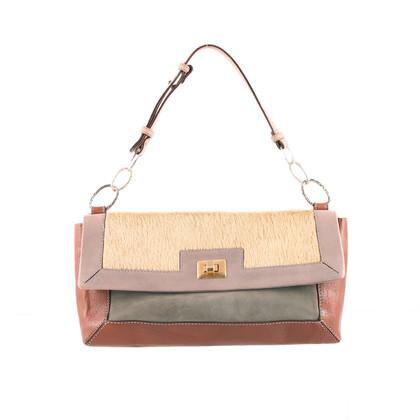 Schumacher Handbag Brown