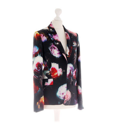 Paul Smith Blazer mit Blumenprint