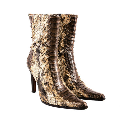 Andere Marke Velvet Cosh - Schlangen Stiefeletten