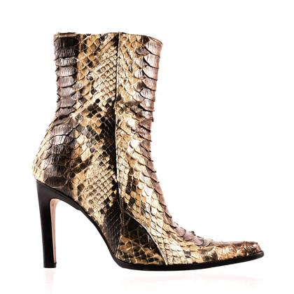 Other Designer Velvet COSH - snake boots