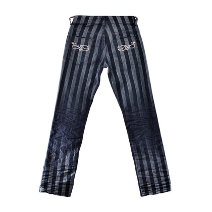 Just Cavalli Jeans con strass e strisce