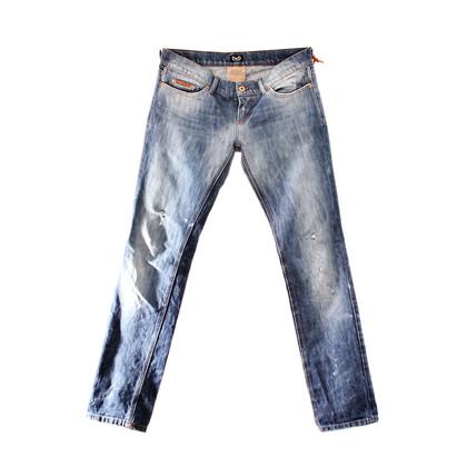 D&G Jeans Girly Blue Denim