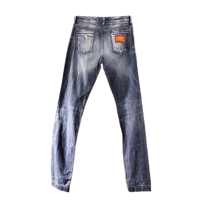 Dolce & Gabbana Jeans in look usato