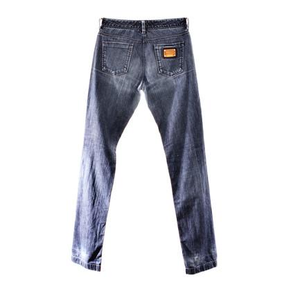 Dolce & Gabbana Dark denim jeans