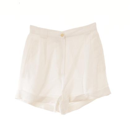 Mani Weiße Shorts