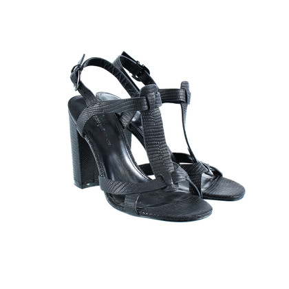 Sigerson Morrison Zwarte sandalen