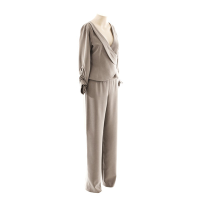 Giorgio Armani Suit in Heather grey