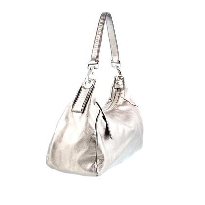 Jil Sander Metallic Handtasche