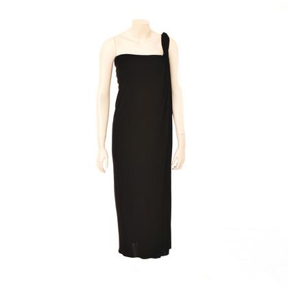 Jean Paul Gaultier Een schouder jurk