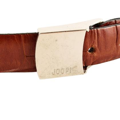 JOOP! Croc belt