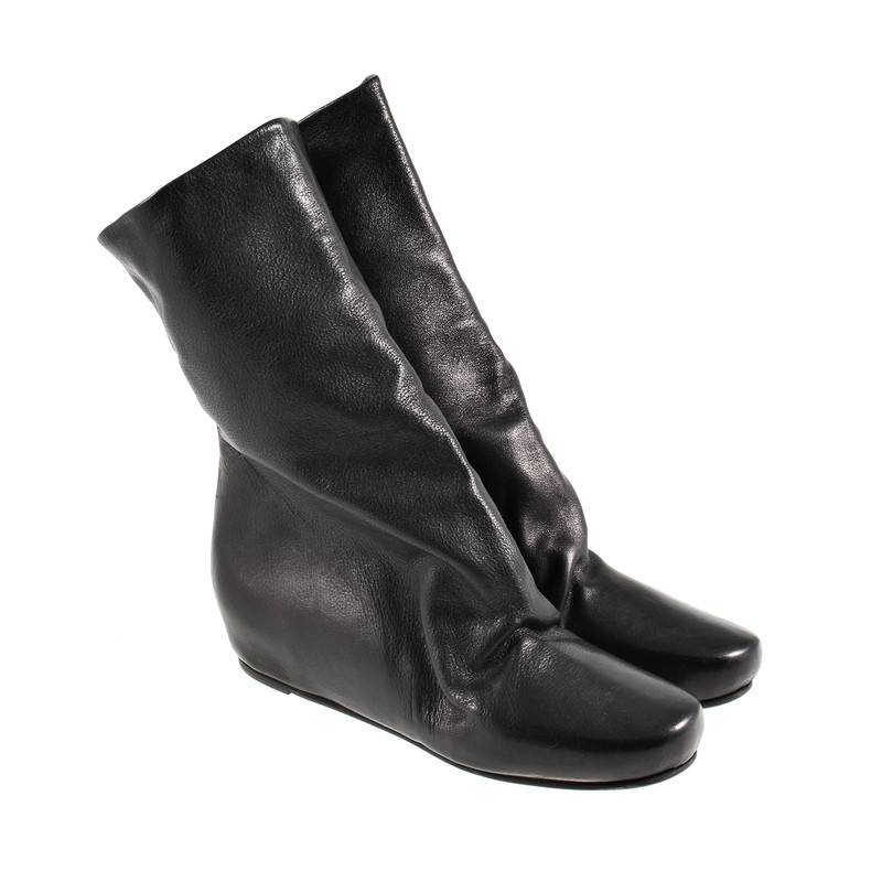 rick owens wedge boots buy second rick