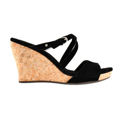 Ugg Cork heel wedges