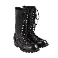 Comme des Garçons Tough combat boots