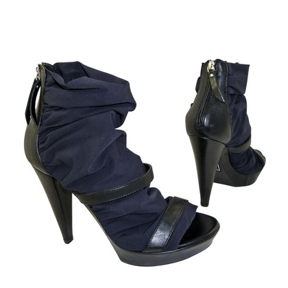 Other Designer VIC Matié - Peeptoe ankle boot