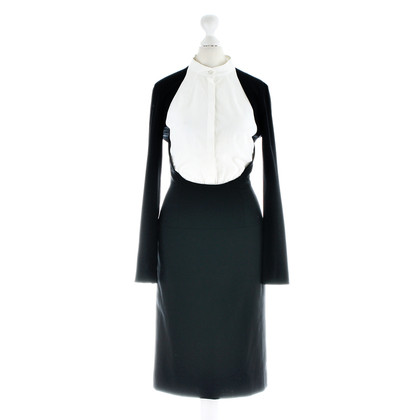 Michalsky Dress in black and white