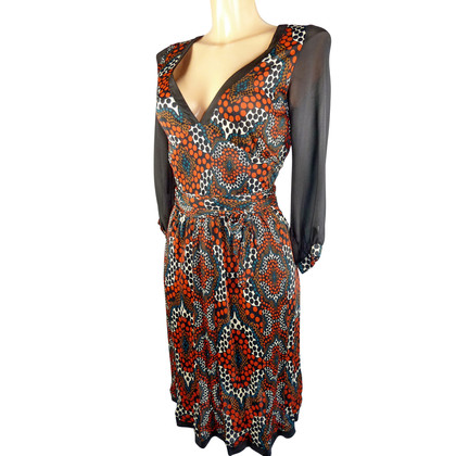 Costume National Feminine patterned dress