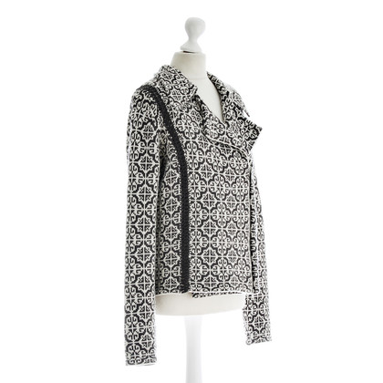 Odd Molly Cardigan in biker stijl