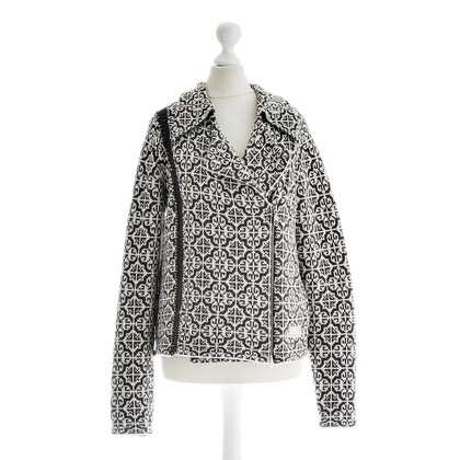Odd Molly Cardigan in biker style