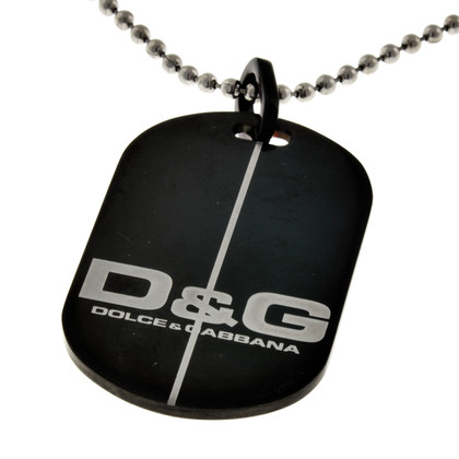 D&G Necklace with pendant