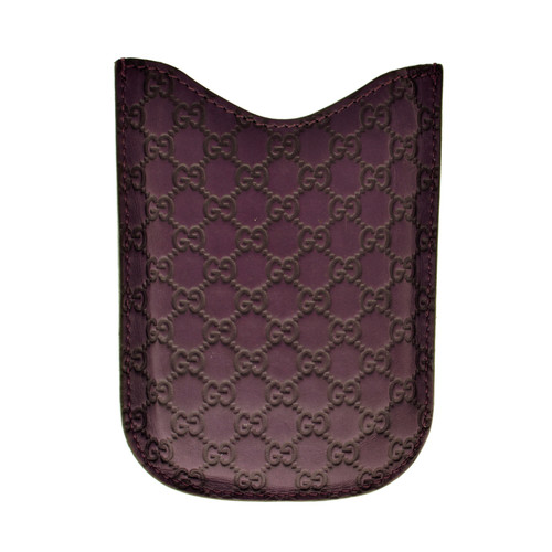 Gucci Portacellulare viola per BlackBerry - Second hand Gucci ... 1cb674af4077