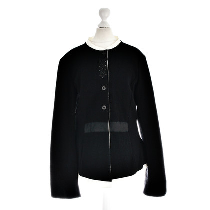 Noa Noa Wool jacket with beads