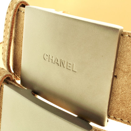 Chanel Beige belt