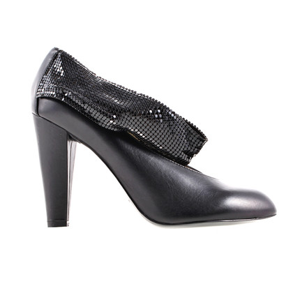Marc Jacobs Pumps mit Glitzer-Riemen
