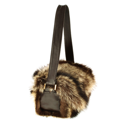 Dolce & Gabbana Bag with fur
