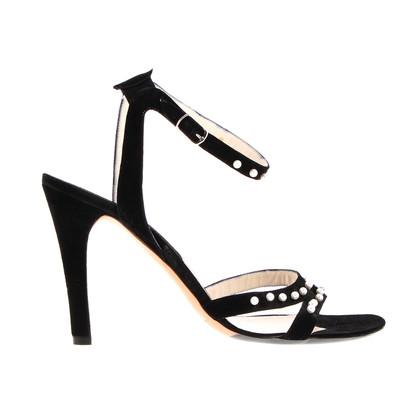 Marc Jacobs Sandaletten mit Perlen