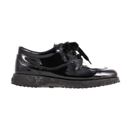 Hogan Black Lace-up shoes