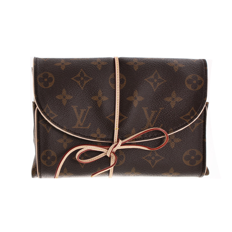 louis vuitton schmucketui monogram muster second hand. Black Bedroom Furniture Sets. Home Design Ideas