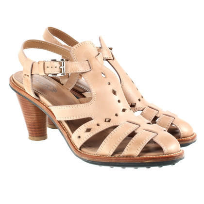 Tod's Sandals beige