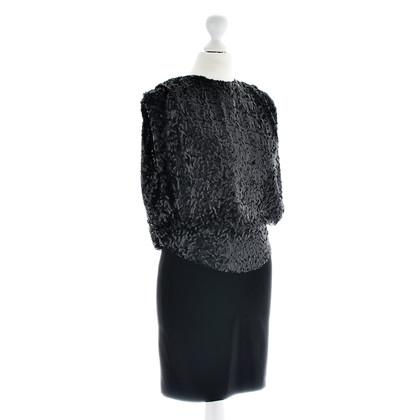 Acne Kleid mit Pailletten
