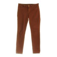 J Brand Jeans skinny leg terracotta