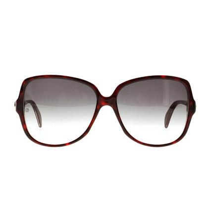 Giorgio Armani Mottled sunglasses