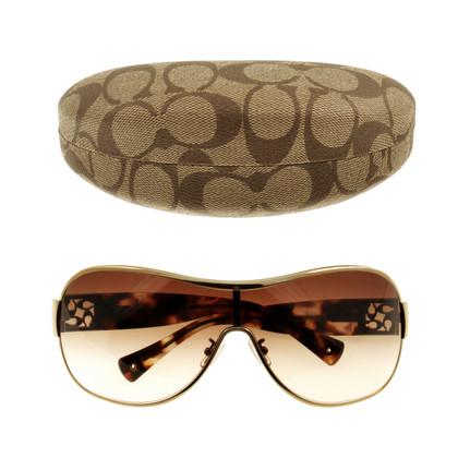 Coach Moro Sonnenbrille mit Melierung
