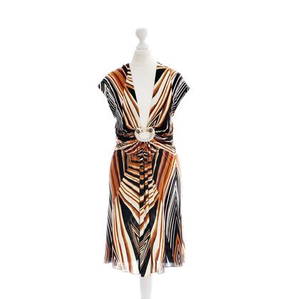 Sky Patterned dress