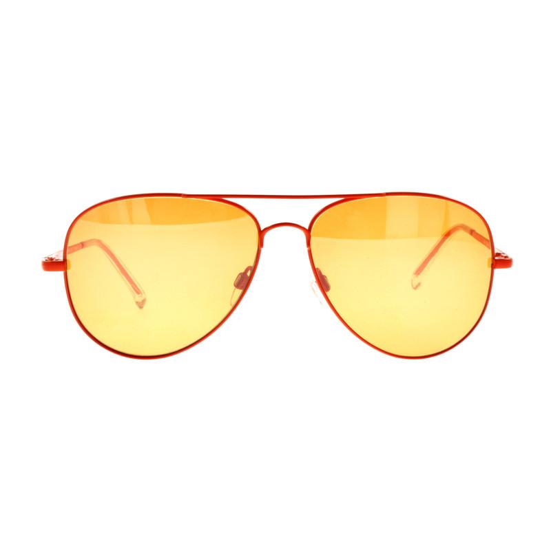 michael kors orangefarbene brille second hand michael. Black Bedroom Furniture Sets. Home Design Ideas