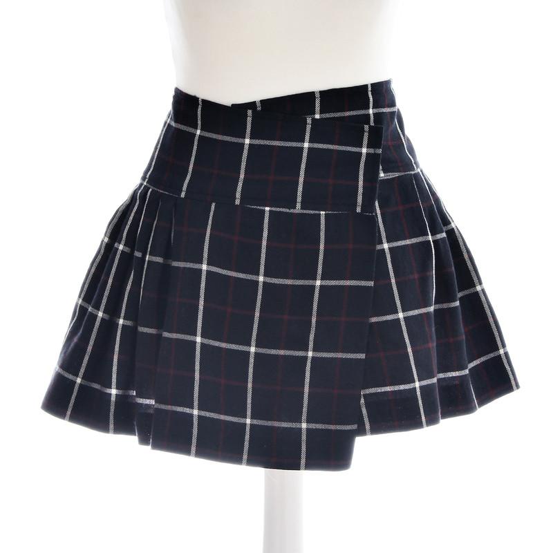 Isabel Marant Etoile Plaid mini skirt