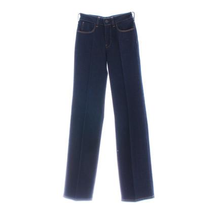 Karl Lagerfeld Jeans met plooien