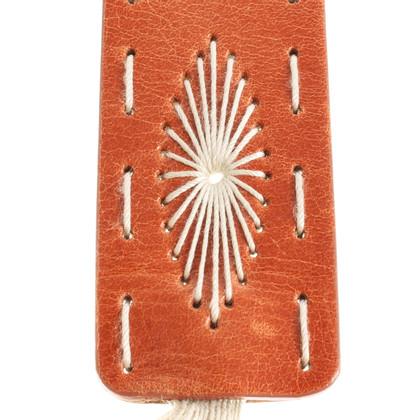 Schumacher Embroidered belts