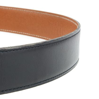 Hermès Wendegürtel ohne Schließe