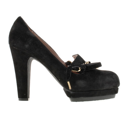 Moschino pumps altopiano con catene