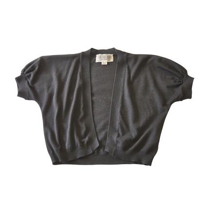 Giambattista Valli High-quality cashmere bolero jacket