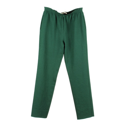 Golden Goose Pants in emerald green