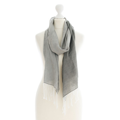 Hugo Boss Scarf with fringe