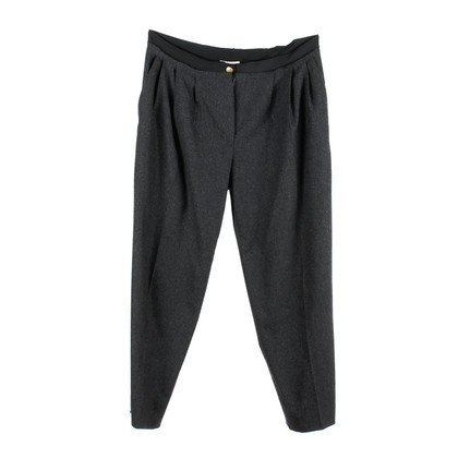 Lanvin Dark grey pants