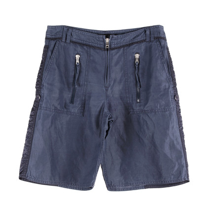 Marc Cain Bermuda shorts with zipper