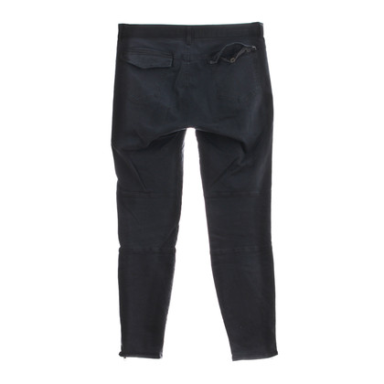 J Brand Biker jeans with zippers