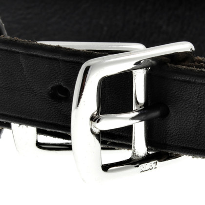Ralph Lauren Black belt with belt